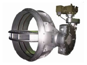 Hydraulic Control Butterfly Valve for Pumping Station-2